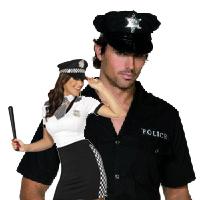 Policeman & Woman