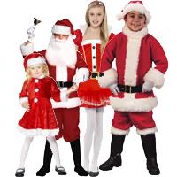 Childrens Santa Suits