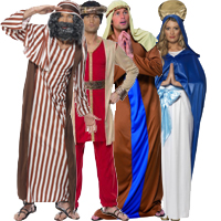 Adult Nativity Costumes