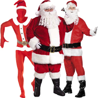 Father Christmas Costumes