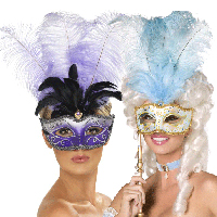 Eye Masks & Head Dresses