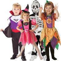 Baby/Toddler Halloween Costumes