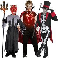 Boys Halloween Fancy Dress