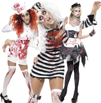 Ladies Halloween Costumes