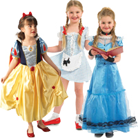 Girls Book Day Costumes