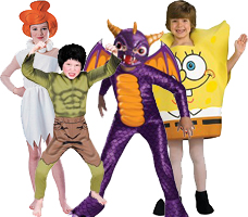 Cartoon Funny Costumes
