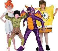 Cartoon Funny Costumes