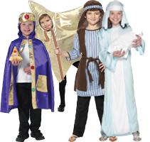 School Nativity Costumes