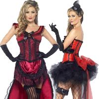 Burlesque / Saloon Girls