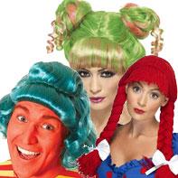 Funny Wigs