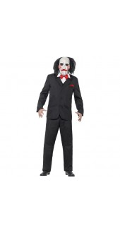 Saw Jigsaw Fancy Dress Costume