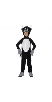 Child's Deluxe Bull Costume