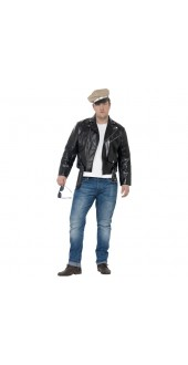 Plus Size 50's Rebel Costume