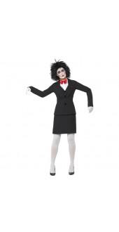 Saw Jigsaw Ladies Costume