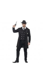 Plus Size Sheriff Costume