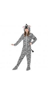 Child's Zebra Costume