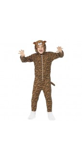 Child's Tiger Costume