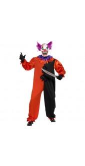 Scary Bo Bo The Clown Costume