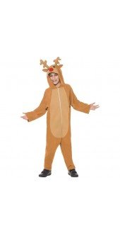 All In One Reindeer Costume