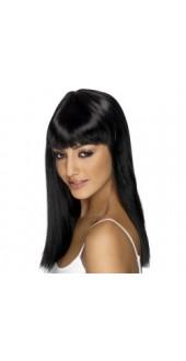 Glamourama Wig, Black