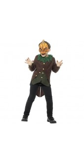Child's Goosebumps Jack-O'-Lantern Costume
