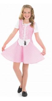 Little Miss Muffett Costume