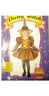 Halloween Pretty Witch Fancy Dress