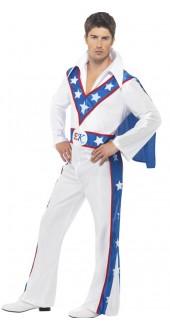 Evel Knieval Costume
