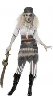 Ghost Ship Shipwrecked Sweetie Halloween Costume