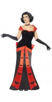 Glam Vampiress Halloween Costume