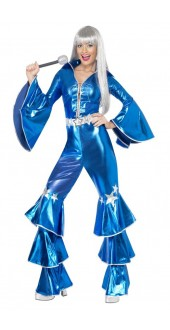 Blue Dancing Dream Costume