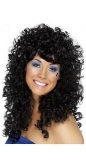 Boogie Babe Wig Black