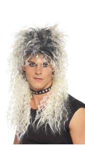 Hard Rocker Wig Two Tone