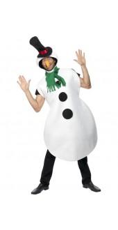 Snowman Costume