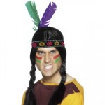 Indian Headdress Fancy Dress