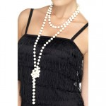 Pearl Flapper Necklace