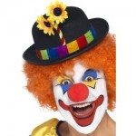 Clown Bowler Black