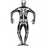 Skeleton Glow In The Dark Second Skin