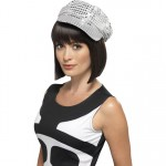 70 Sequin Hat Smiffys