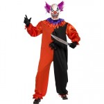 Scary Bo Bo The Clown Costume
