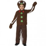 Childs Ginger Man Costume