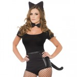 Cat Set, Black
