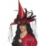 Witch Hat, Deep Red