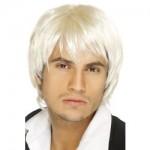 Boyband Wig Blonde