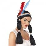 Indian Princess Wig