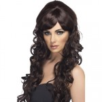 Brown Pop Starlet Wig
