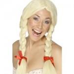 Schoolgirl / Dutch Wig,Blonde