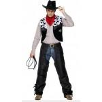 Cowboy Costume Black