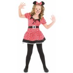 Girls Missie Mouse Costume