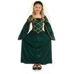 Child's Tudor Princess Costume